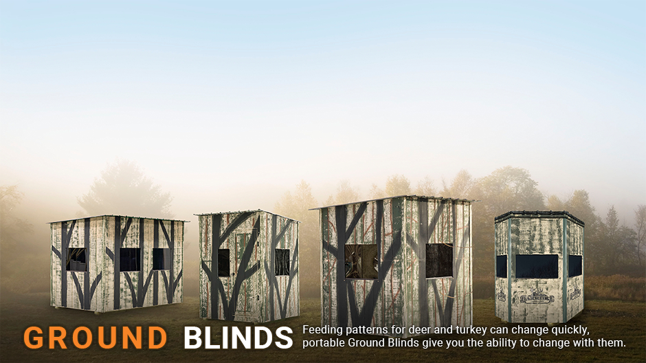 ground blinds