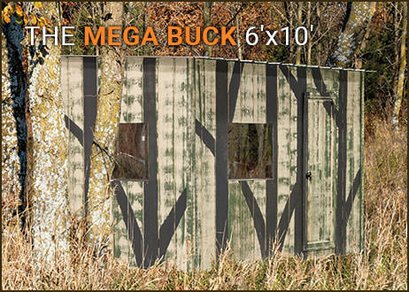 Compare Our Various Hunting Blind Models Oakridge